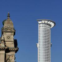Wann ist ein Gebäude ein Wolkenkratzer?