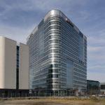 Alpha Rotex Frankfurt - DB Schenker Sitz - DB Cargo - Deutsche Bahn Cargo - Hochhaus Gateway Gardens
