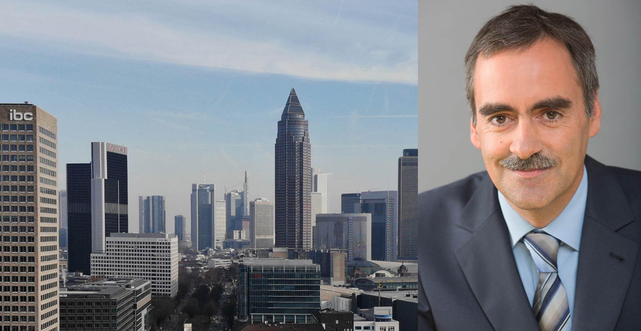 Helaba-Finanzplatzstudie: Fragen an Dr. Stefan Mitropoulos