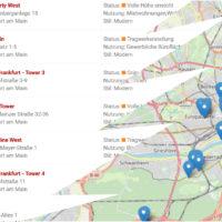 Frankfurt heute und in der Zukunft
