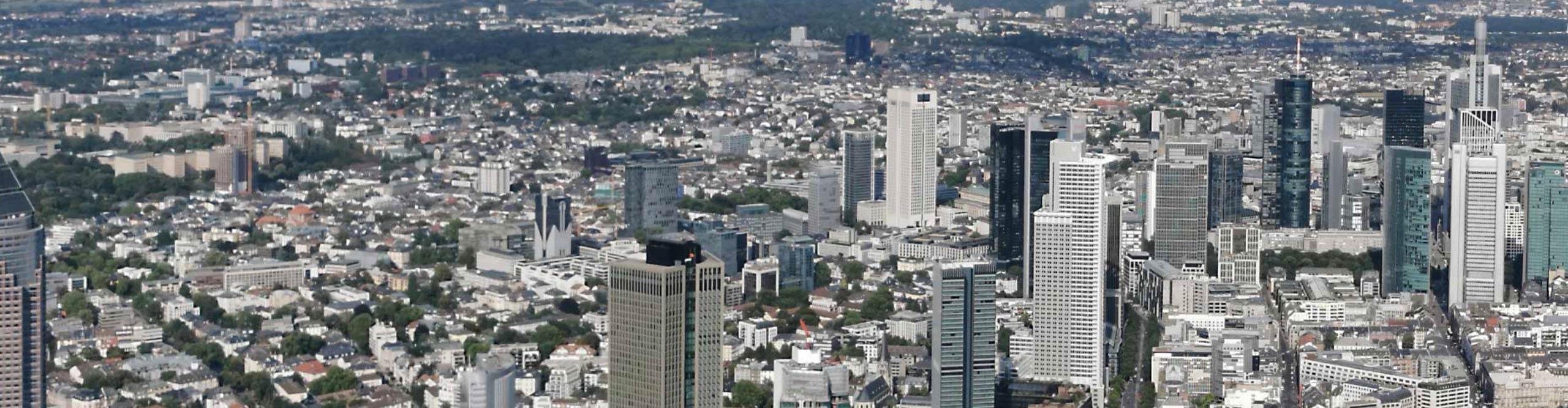 Hotels in Frankfurt mit Aussicht