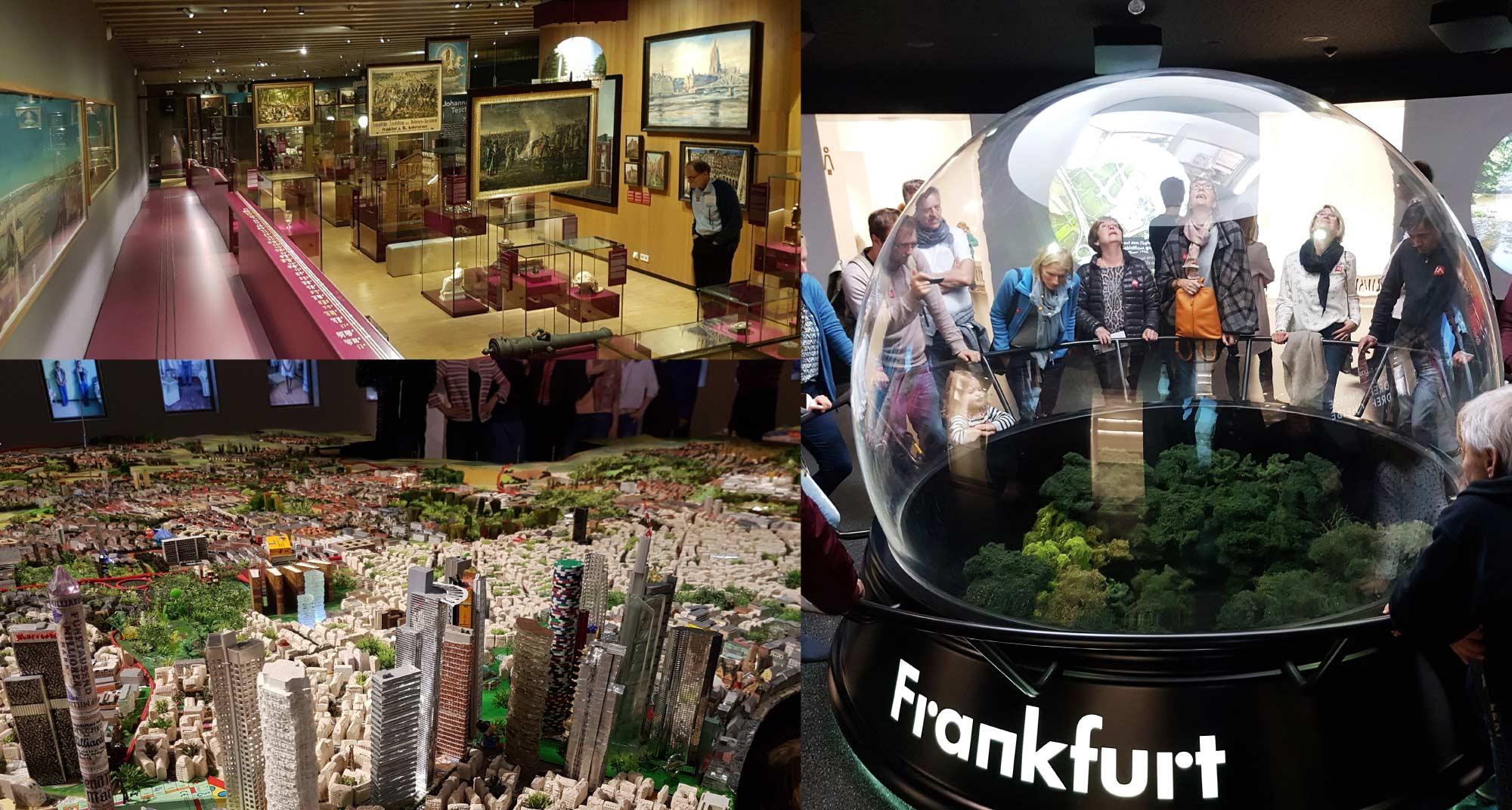 Sehenswürdigkeit in Frankfurt bei schlechtem Wetter: Das Historische Museum für Stadtgeschichte