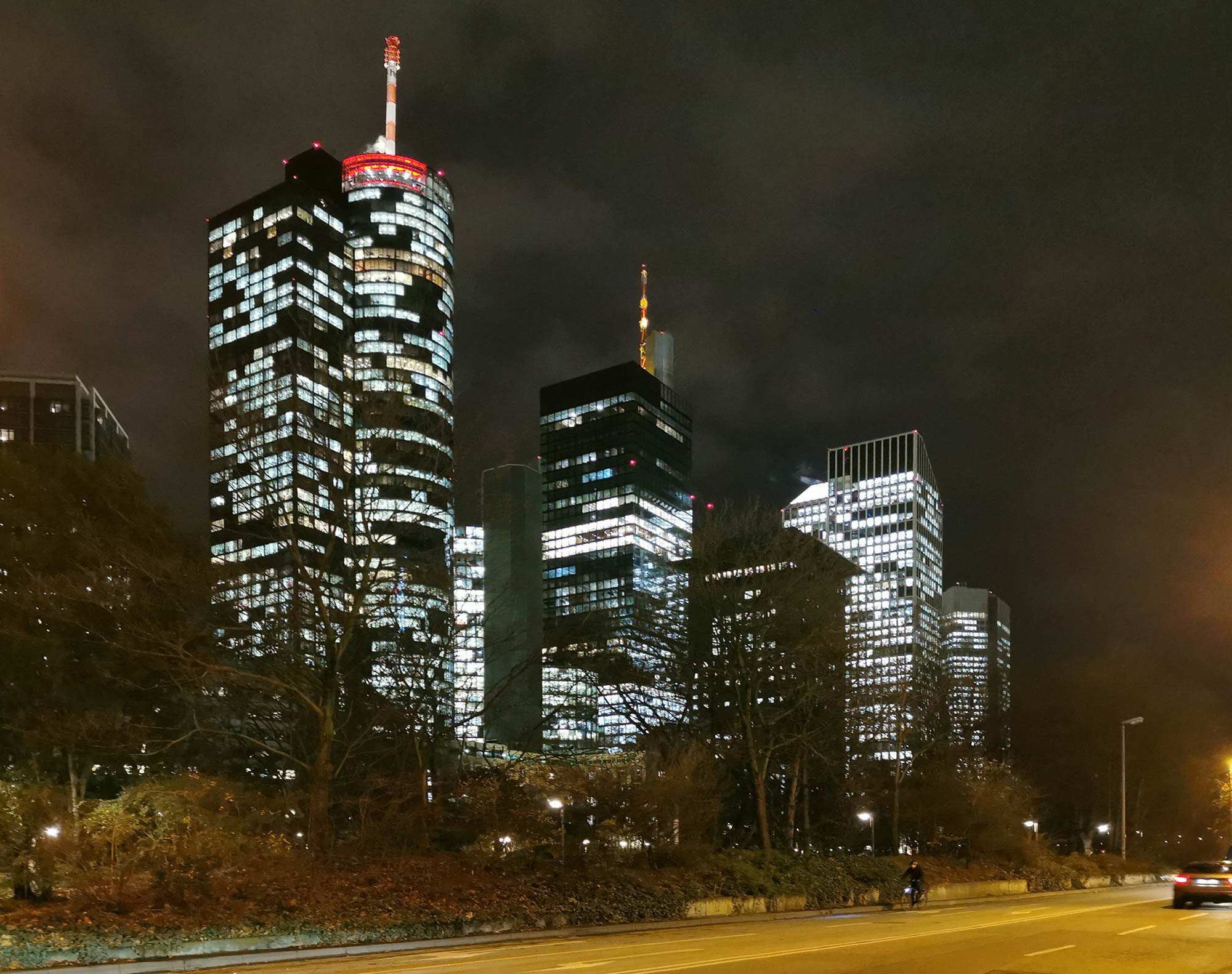 Frankfurt und der Brexit