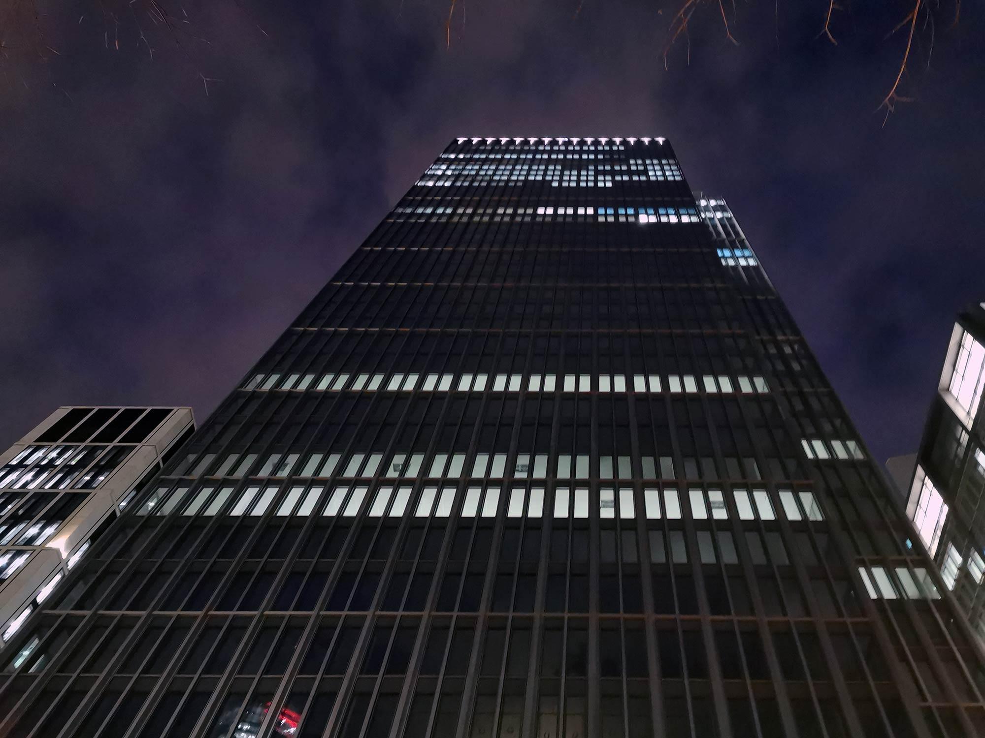 Brexit in Frankfurt - Goldman Sachs Deutschland - Marienturm Bankenviertel