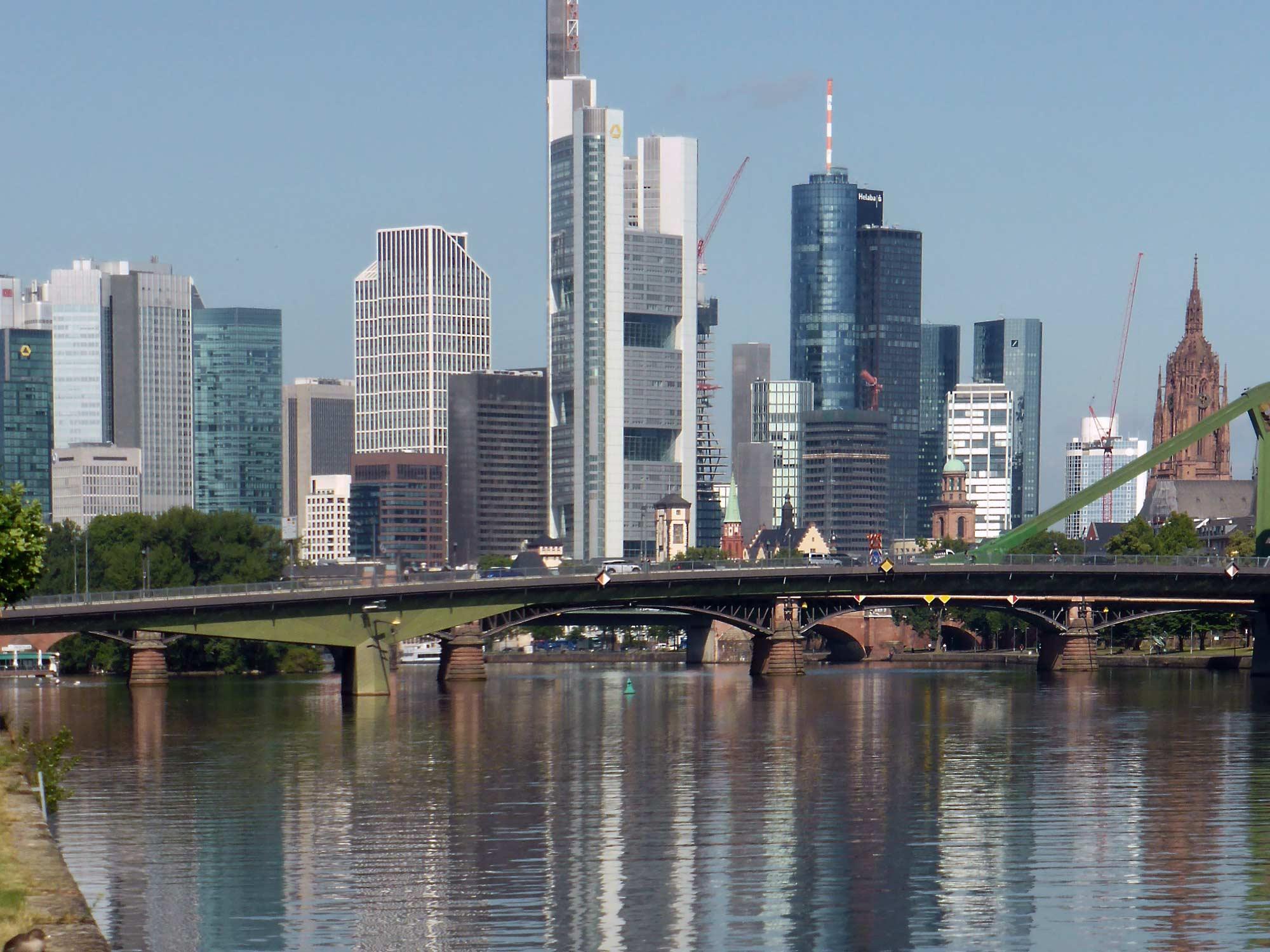 Fotolocations Frankfurt