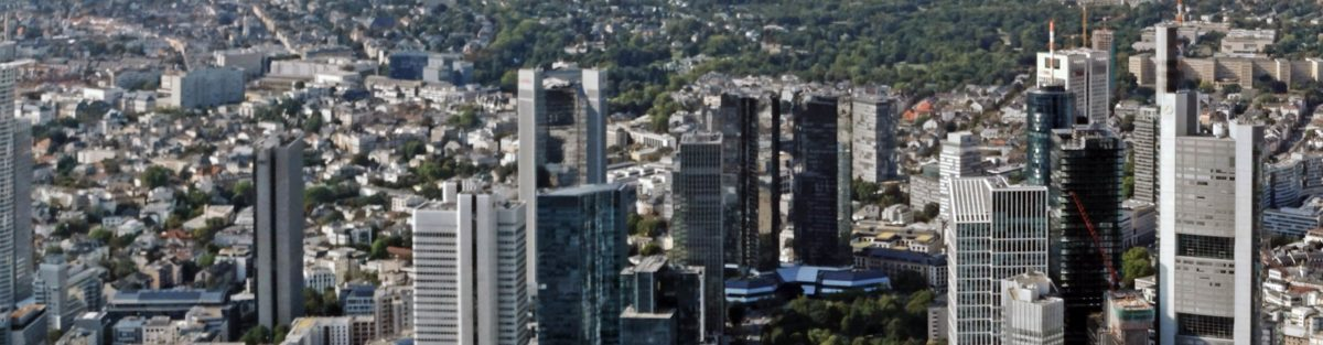 Skylineblick Frankfurt - Beste Instagram Locations Frankfurt - Fotolocations - Aussicht Frankfurt