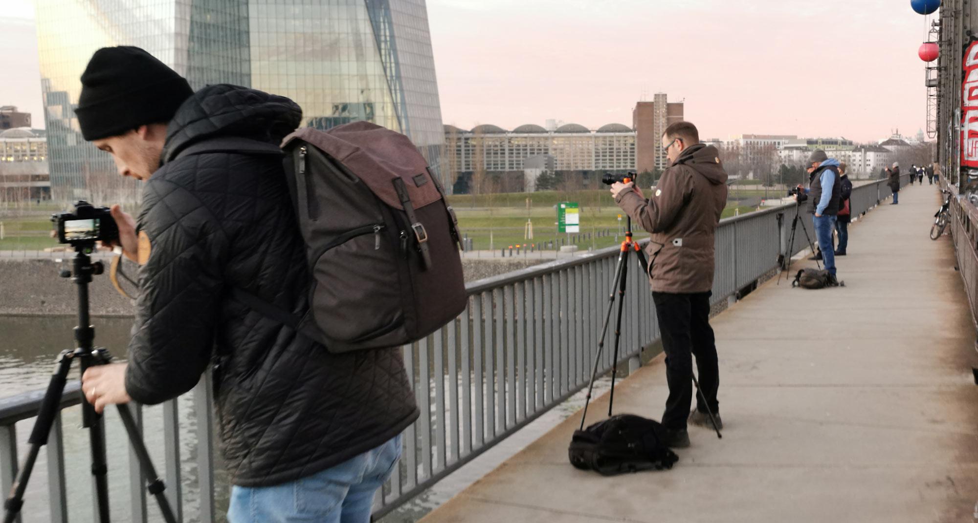 Tipps für Fotografen - Beste Orte für Fotoshootings auf die Skyline - Skylineblick Frankfurt - Instagram Places Frankfurt