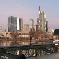 Fotolocation Frankfurt Eiserner Steg