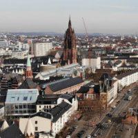Fotolocation Dom Frankfurt Turm