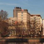 Gewerkschaftshaus in Frankfurt am Main - Sitz von DGB und Ver.di - Denkmalgeschütztes Bürohochhaus von 1931