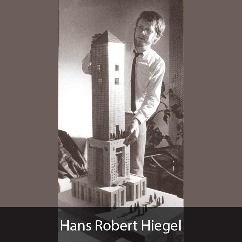 Campanile Frankfurt - Bahntower Frankfurt - Hans Peter Riegel