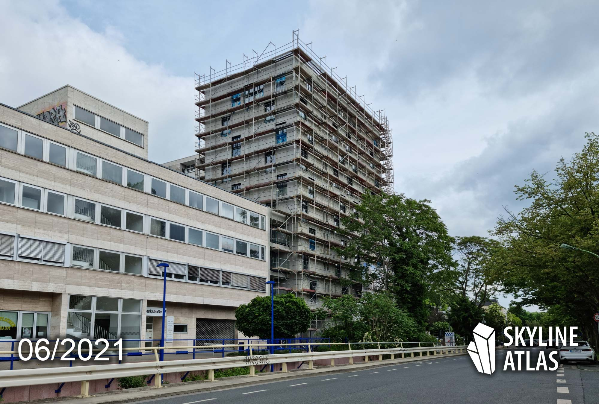Panorama Residenz Frankfurt - Panroramaresidenz FFM - Neubau Ostend - Frankfurt Neubau Wohnungen - Juni 2021