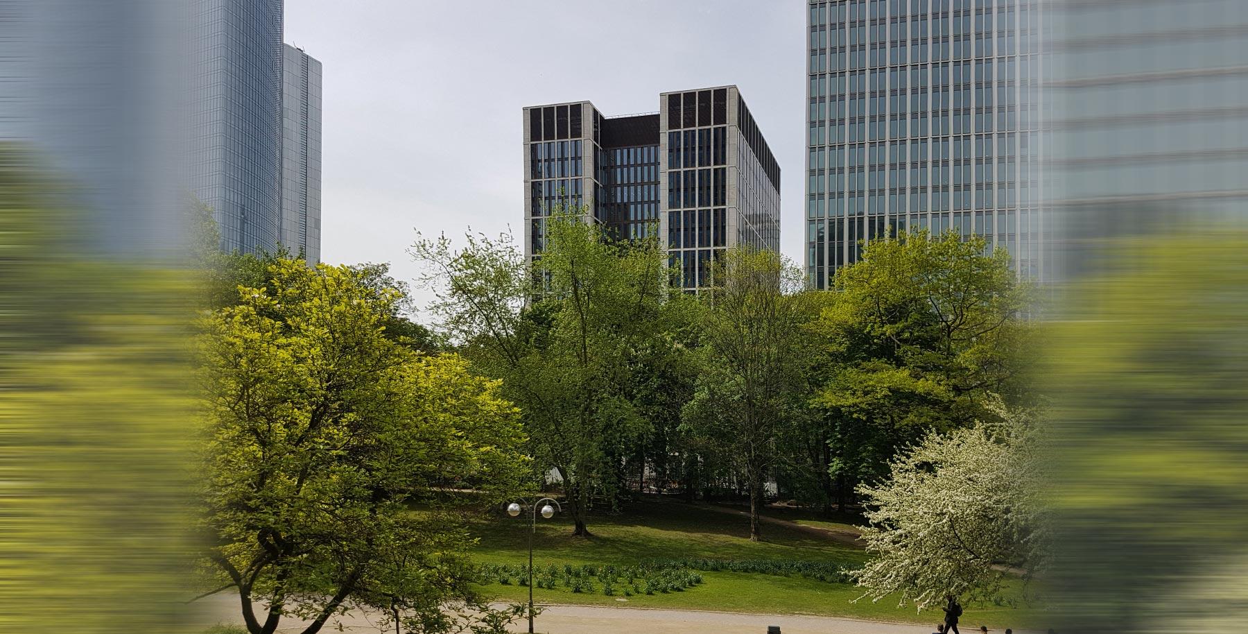 T8 - Taunusanlage 8 - Frankfurt am Main - Hochhaus Bahnhofsviertel - Linkslaters - WoWork - FM Global