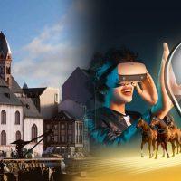 Timeride Frankfurt - Das alte Frankfurt in 360 Grad erleben