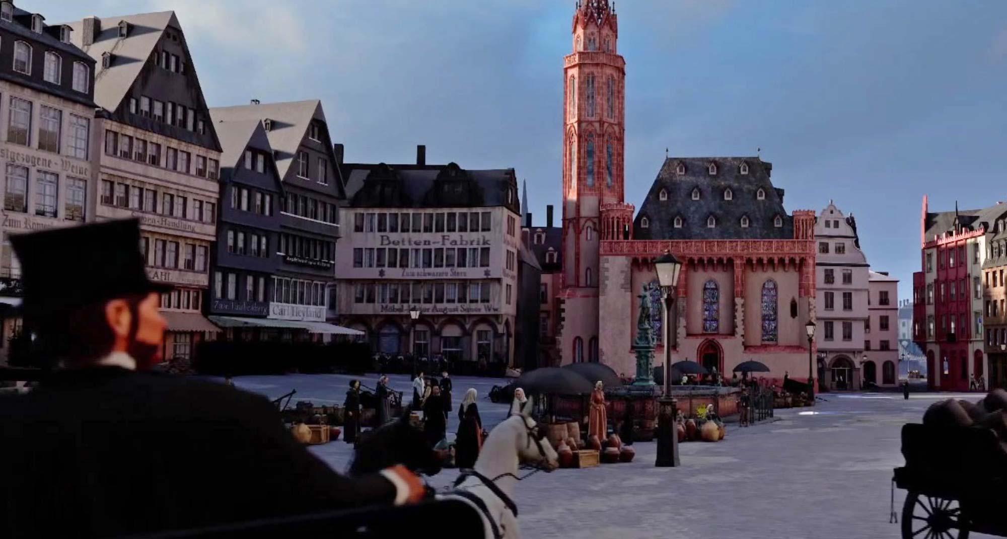 Frankfurt Tipp bei schlechtem Wetter: Attraktion in Frankfurt am Main - Stadtführung - Rundfahrt
