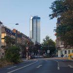 City Gate Frankfurt - BCN Hochhaus - Buero Center Nibelungenplatz - Radio Frankfurt - Hochhaus Nordend