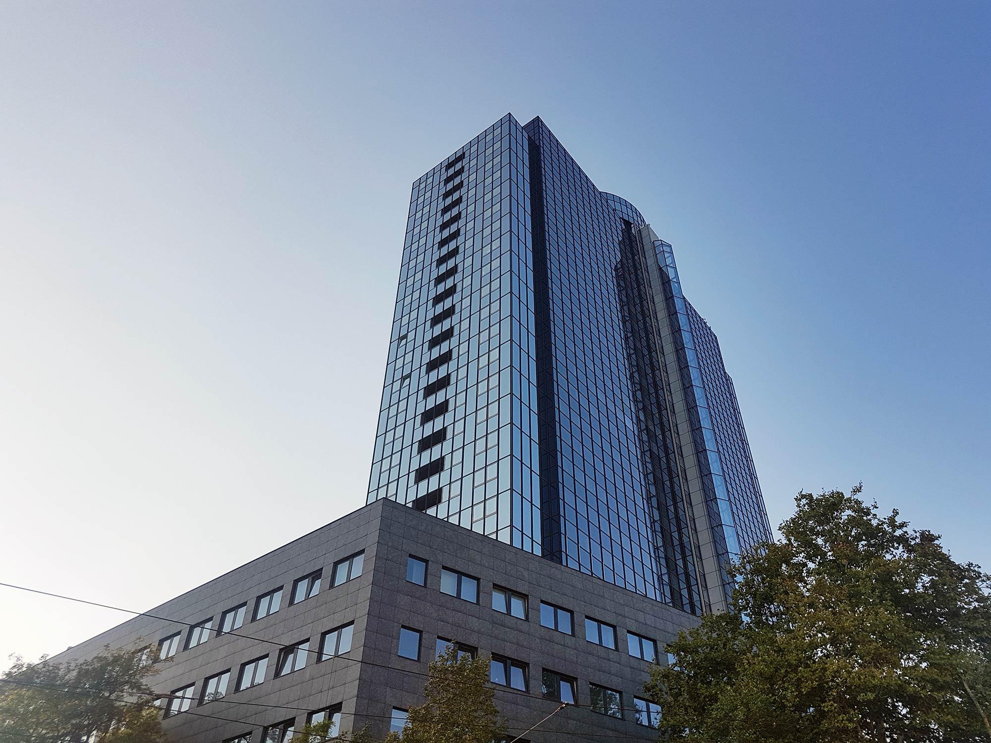Citygate Frankfurt - BCN Hochhaus am Nibelungenplatz - Architektur on Novotny Maehner