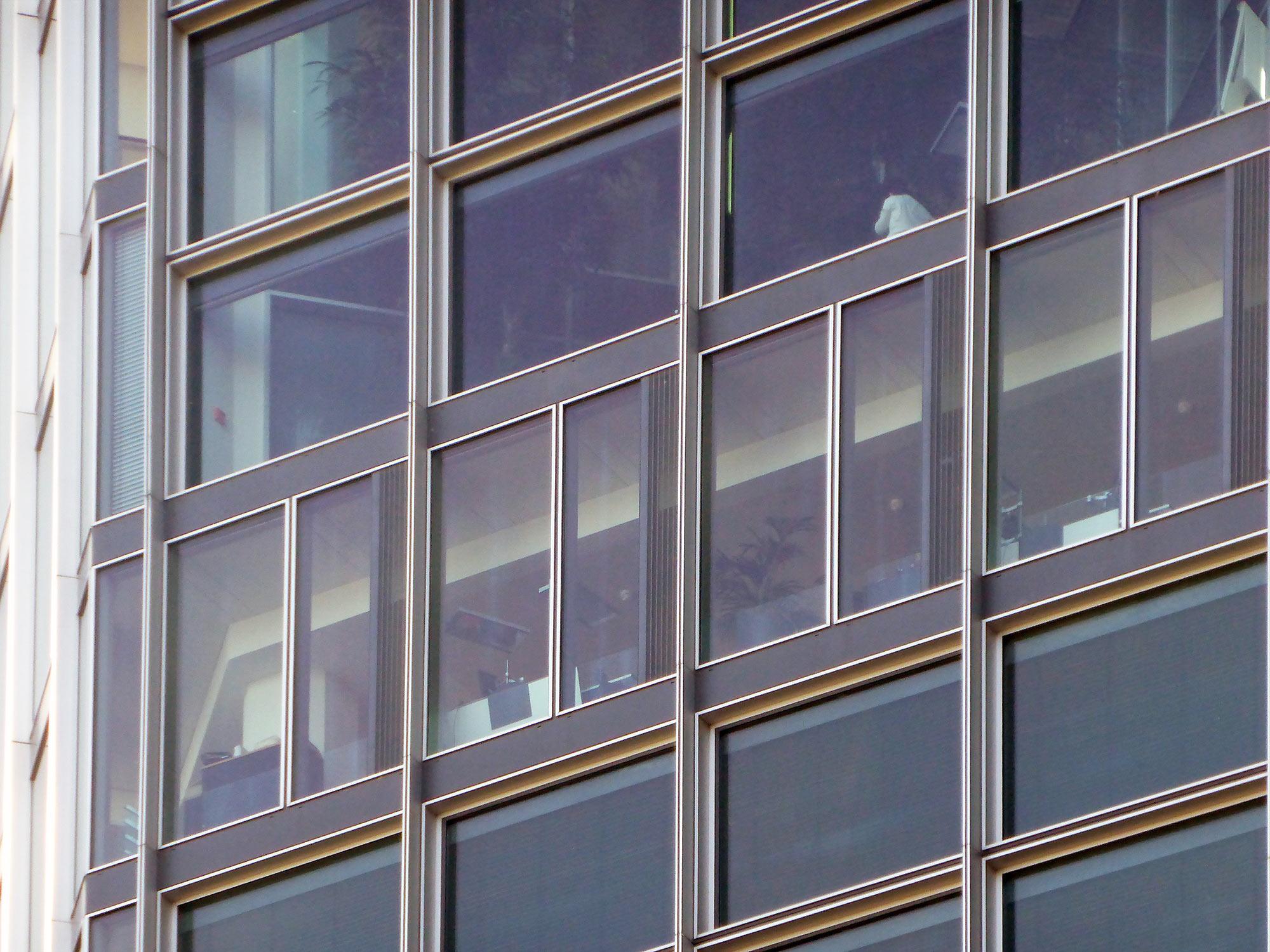 Ehemaliges Helaba-Hochhaus in Frankfurt im Bankenviertel - Der Garden Tower von KSP Jürgen Engel Architekten