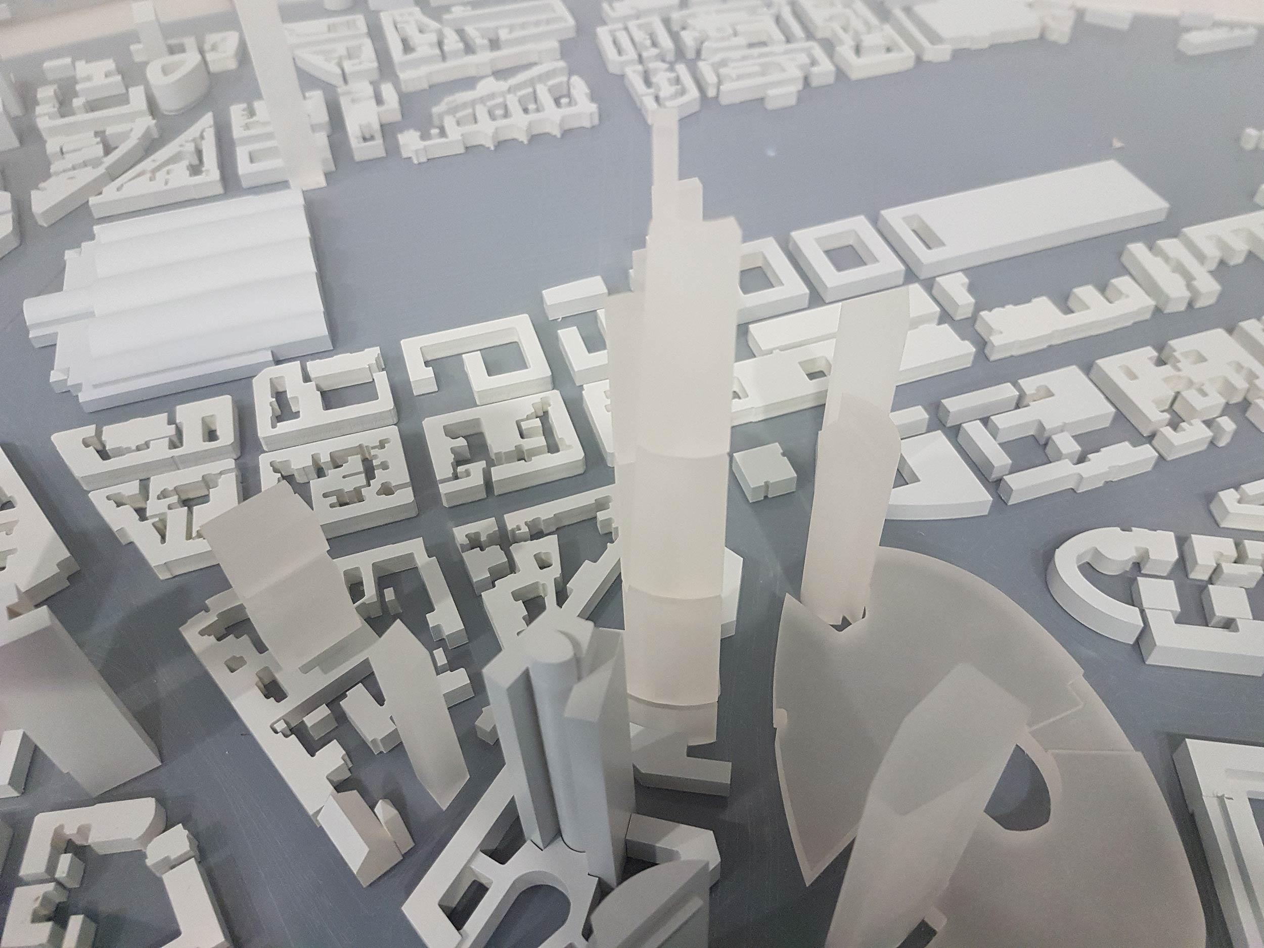 Millennium Tower Frankfurt - CA Immo - Neuer Wolkenkratzer Europaviertel