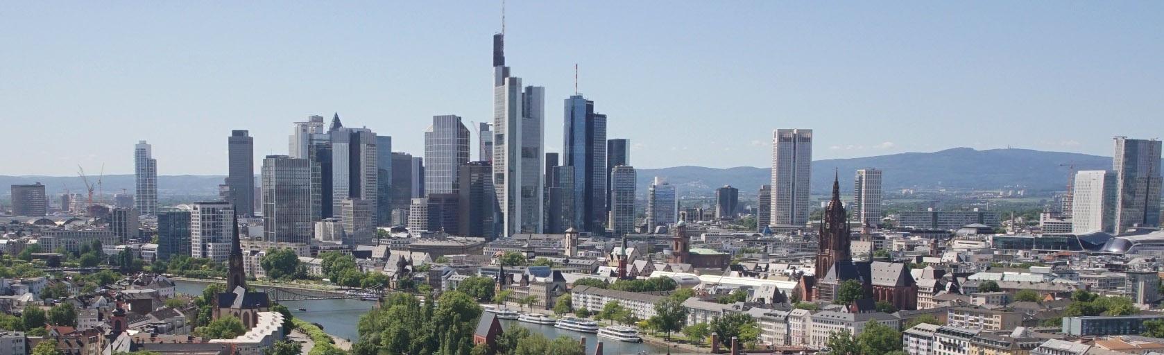 Hochhäuser in Frankfurt – Skyline Frankfurt