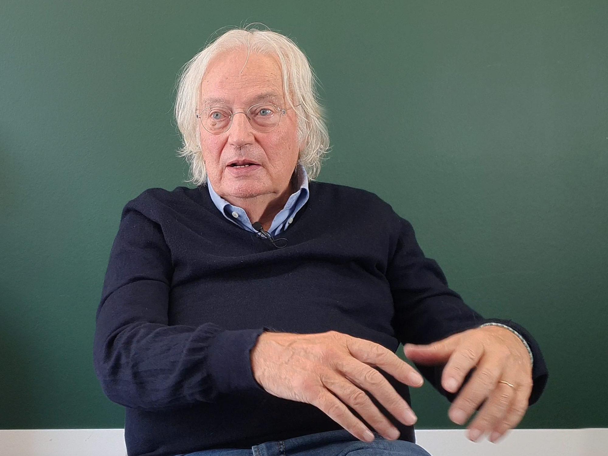 Architektur und Städtebau Professor - Jochem Jourdan in Frankfurt
