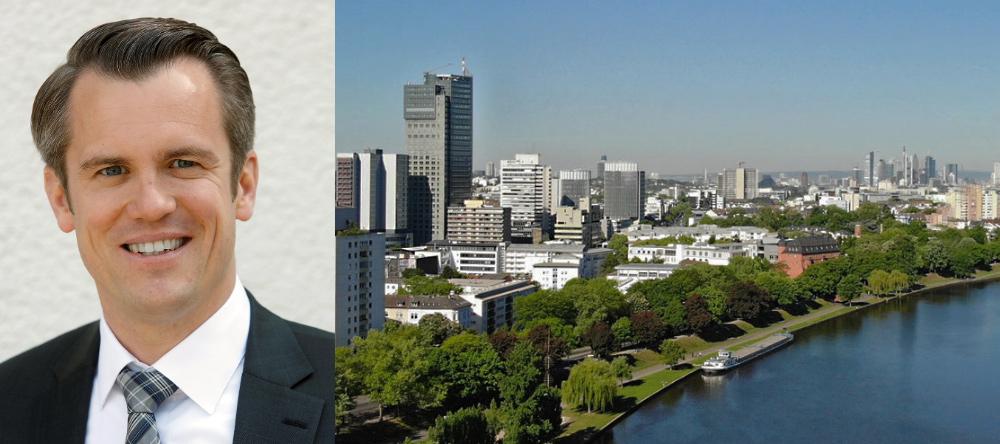 Dr. Felix Schwenke (SPD) - Oberbürgermeister der Stadt Offenbach am Main