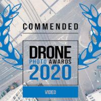 Drohnenfilm über Frankfurt gewinnt internationale Auszeichnung