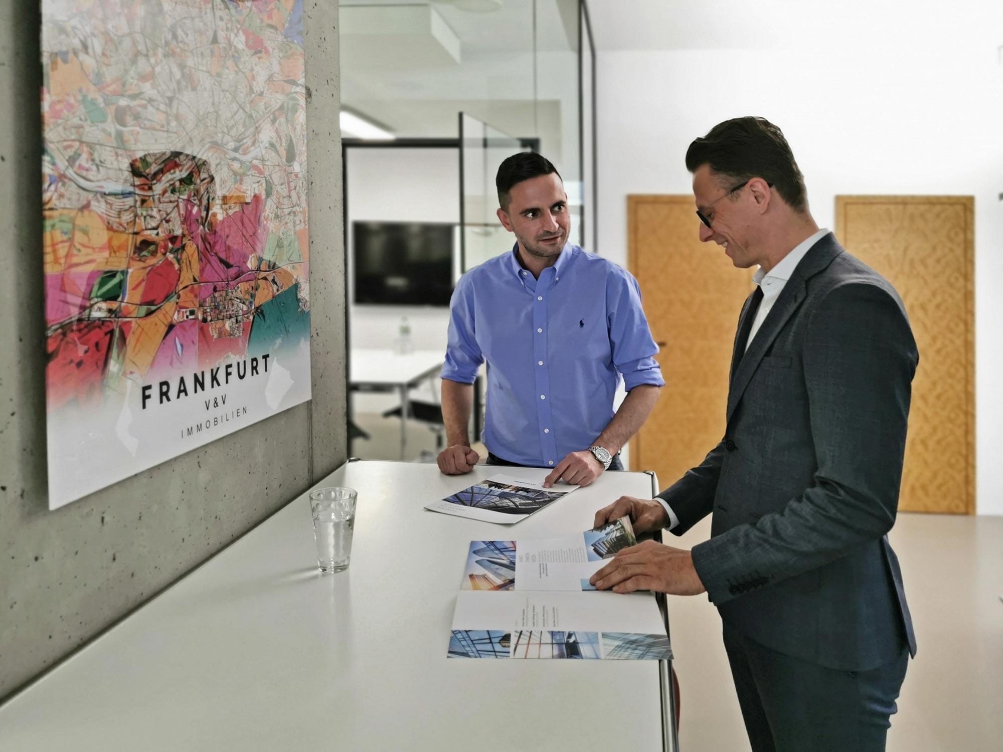 Immobilienberatung Frankfurt - Dean Vukovic im Gespräch