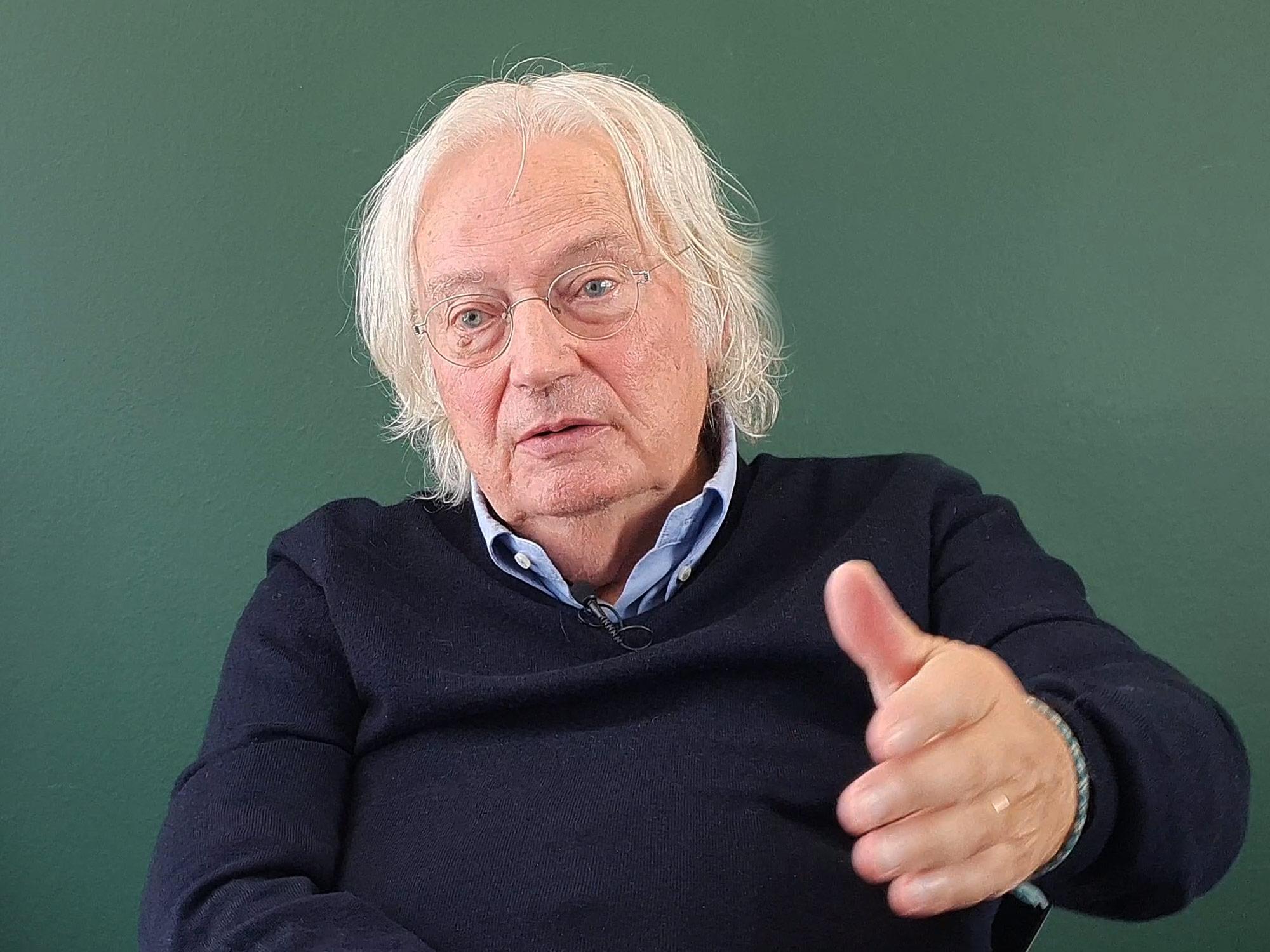 Prof. Jochem Jourdan - Architekt Frankfurt Hochhausentwicklungsplan