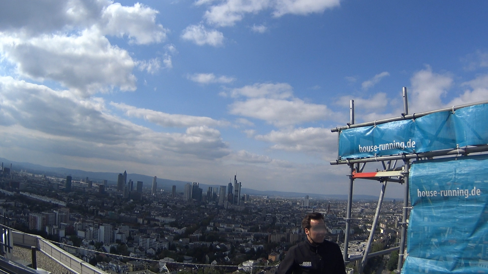 Jochen Schweizer Sky Running Frankfurt