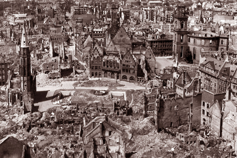 Luftangriffe auf Frankfurt am Main