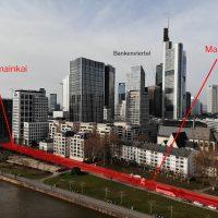 Das Mainufer in Frankfurt muss neu gedacht werden