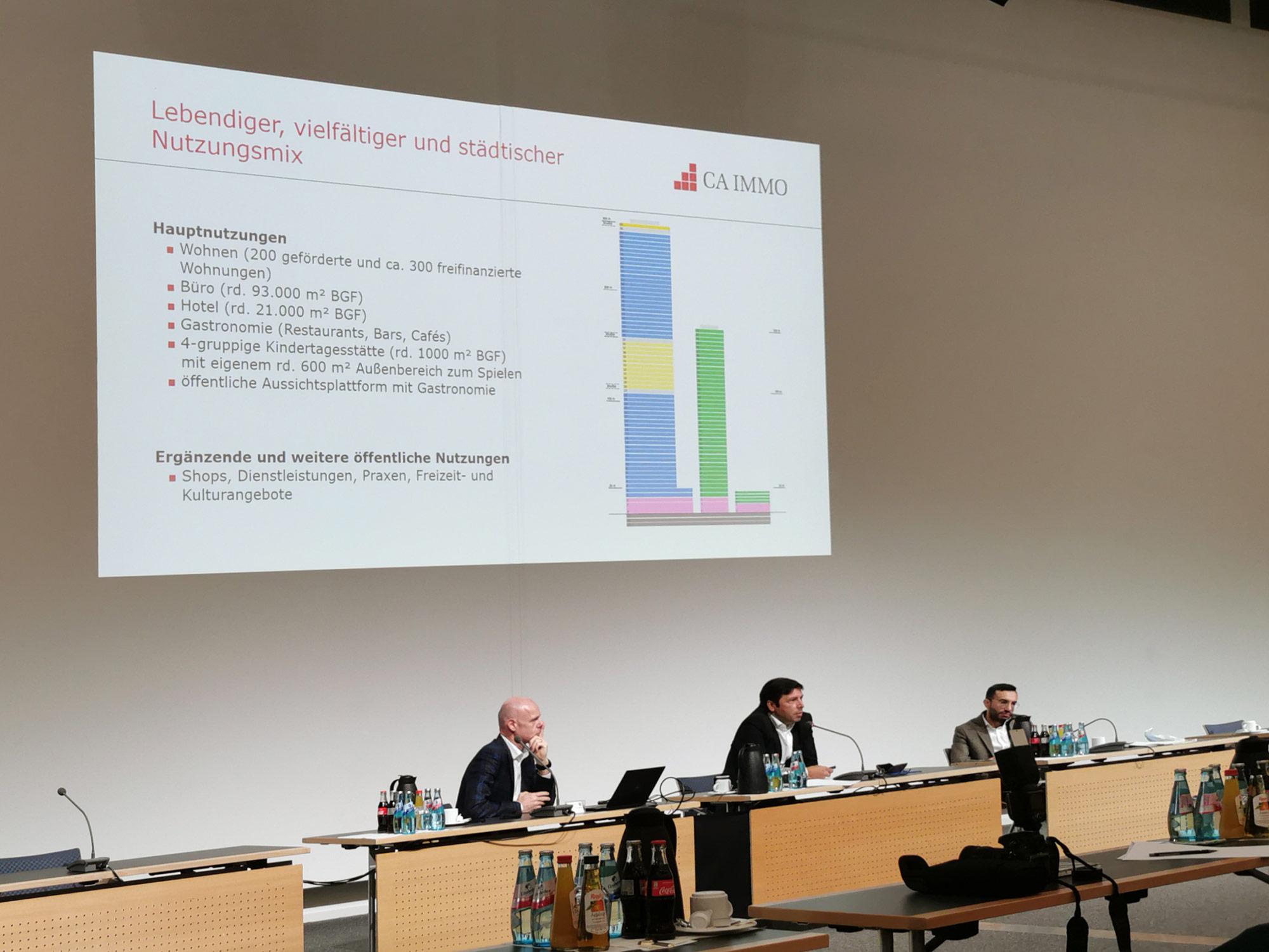 """Architekturwettbewerb für """"Millennium-Areal"""" in Frankfurt gestartet"""
