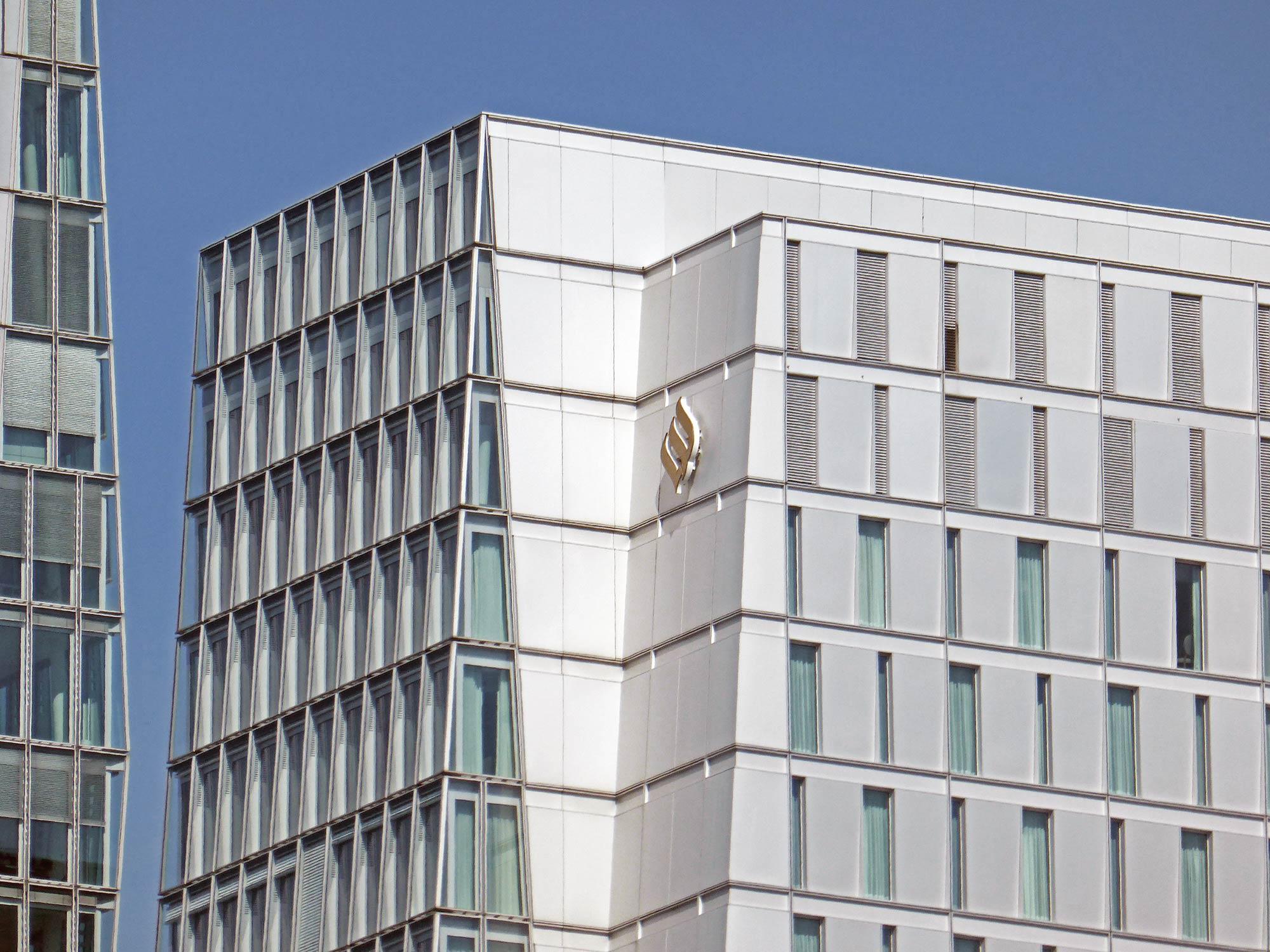 Skyline Hotel Frankfurt - Jumeirah Group Dubai - KSP Engel und Zimmermann - Palais Quartier Hotel am Myzeil Hauptwache