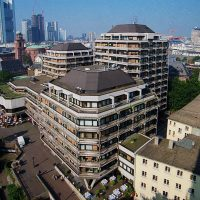 Was ist die Altstadt in Frankfurt?