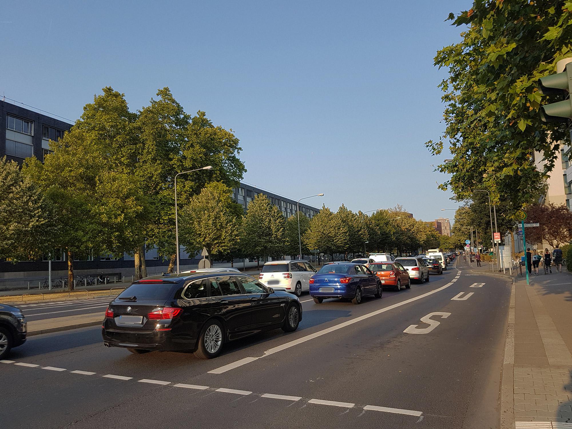 Adickesallee Frankfurt am Main