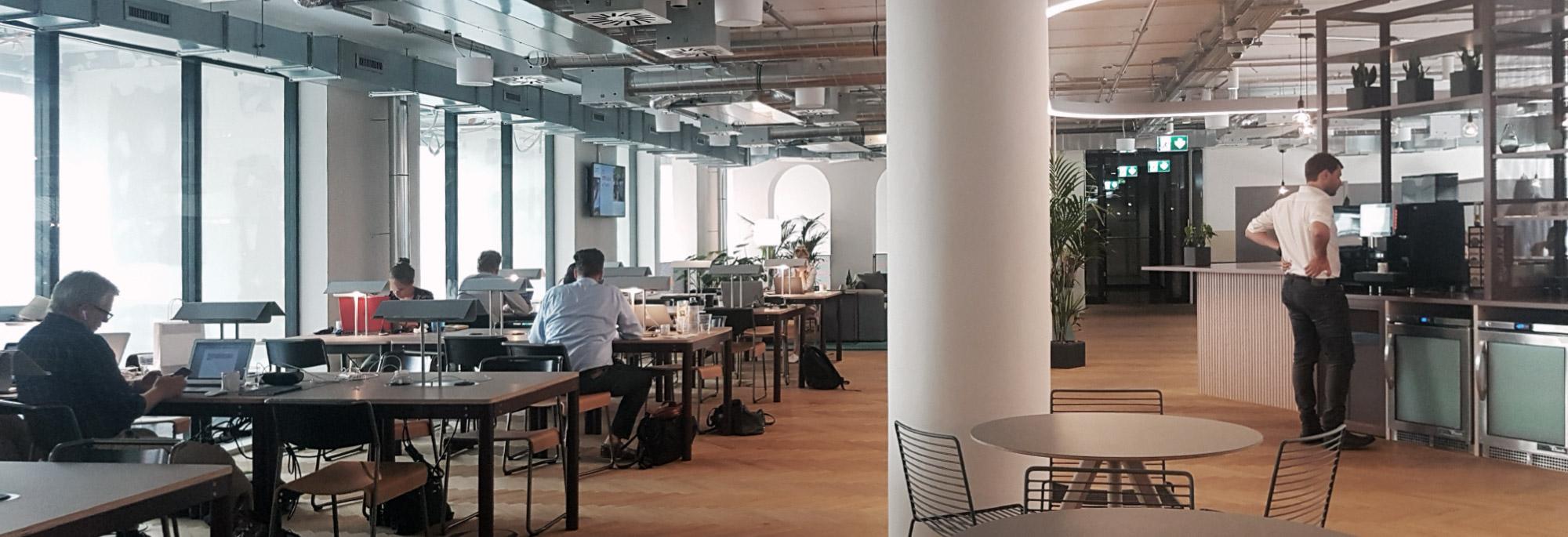 Coworking Definition - Was ist Coworking? - Co-Working in Frankfurt am Main - Flexible Büroflächen