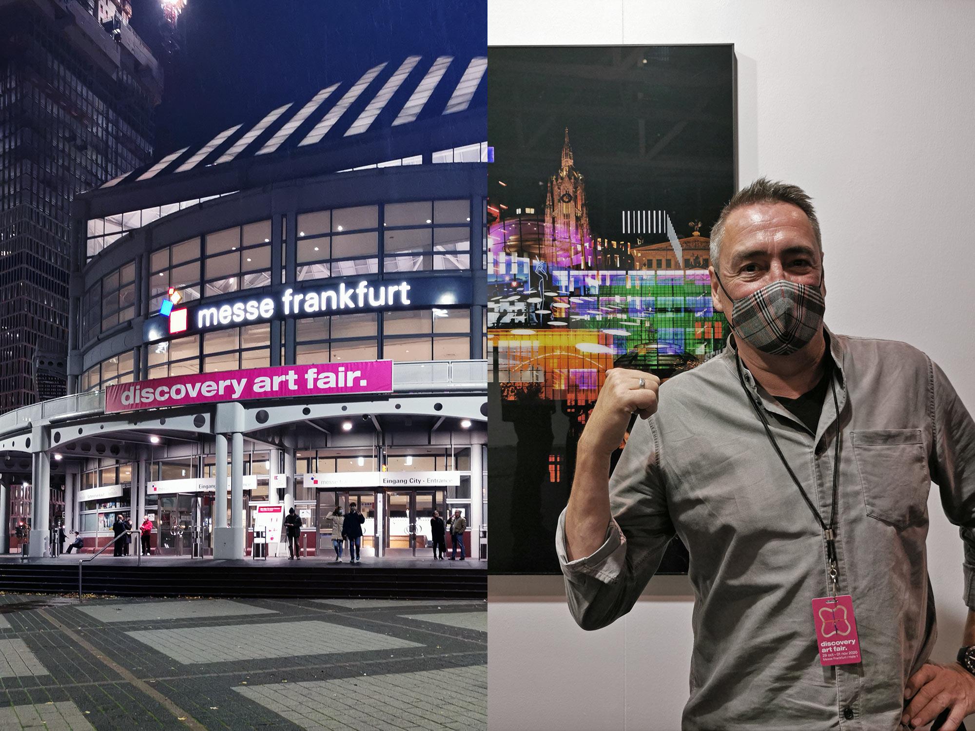 Discovery Art Fair - Kunstmesse 2020 - Messe Frankfurt - NEO NOIR - Thomas Gessner