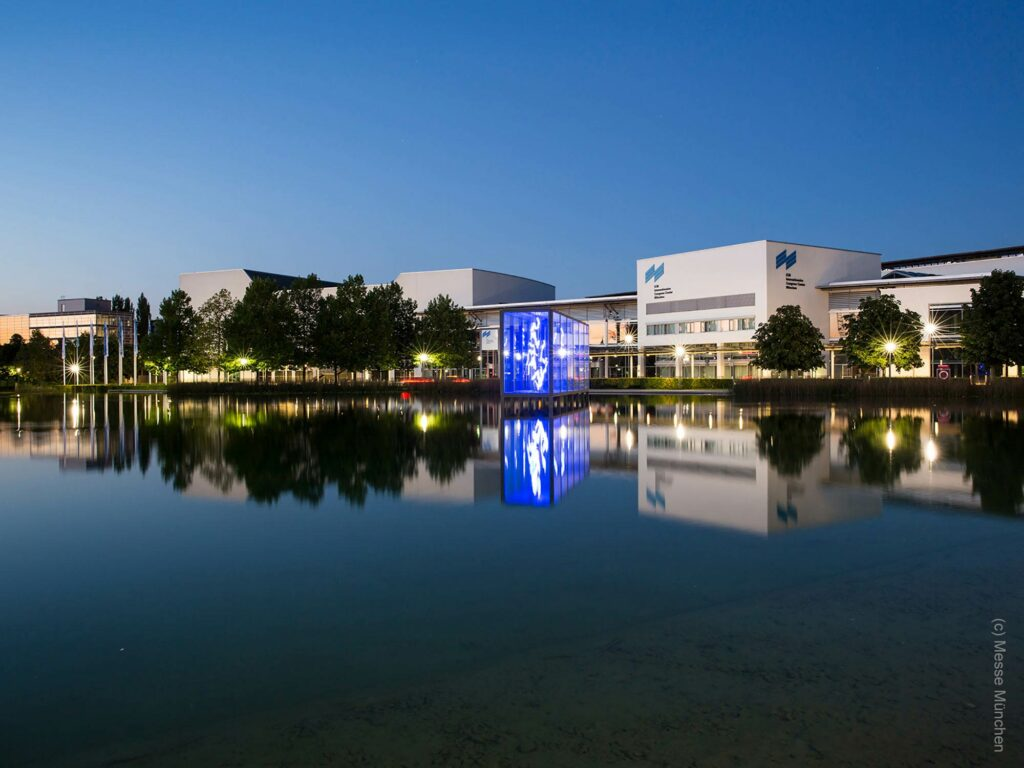 EXPO REAL München - hier sollte die Immobilienmesse EXPO REAL Hybrid Summit stattfinden - jetzt wurde sie abgesagt