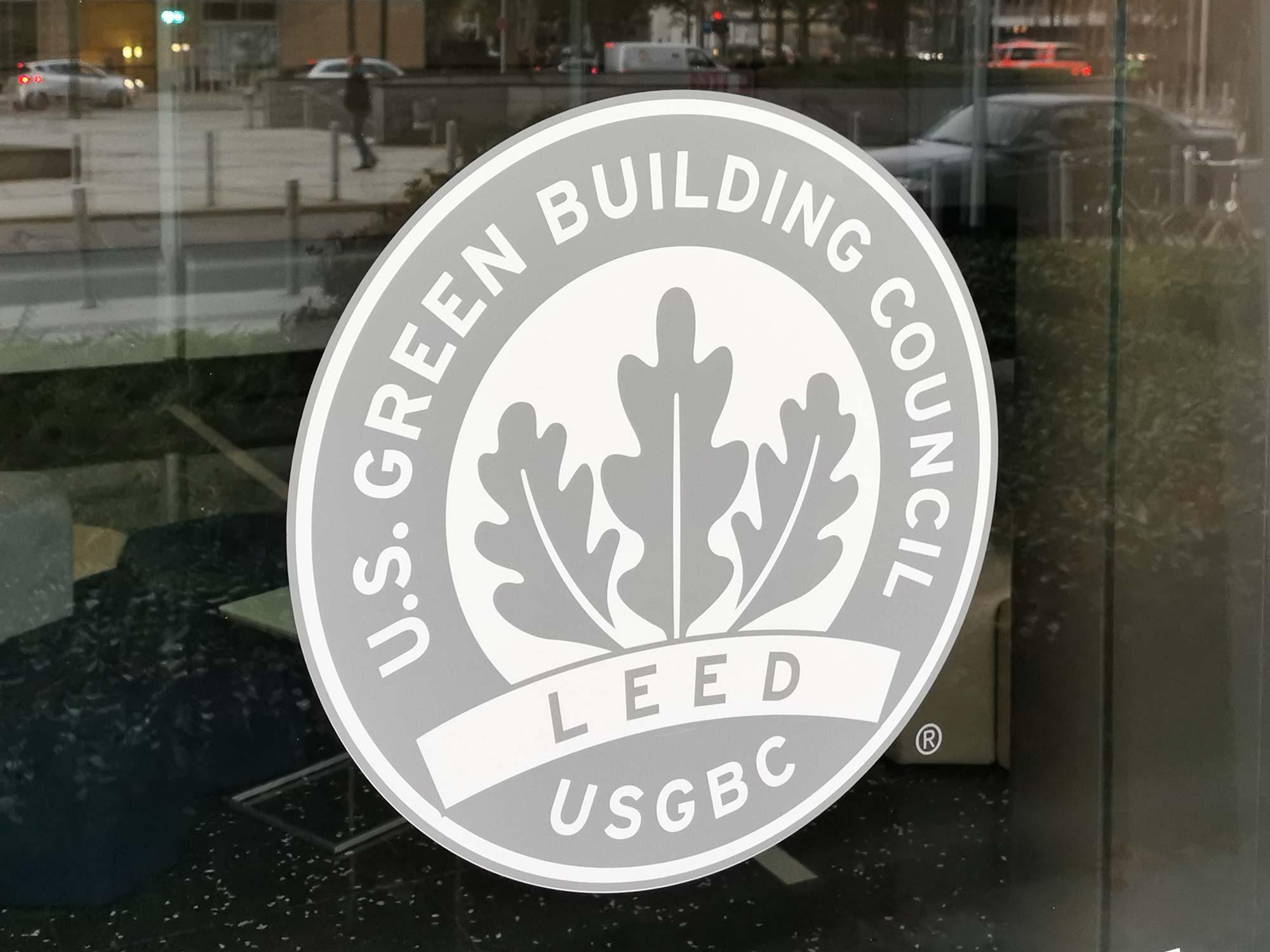 LEED Zertifizierung - USGBC - U.S. Green Building Council