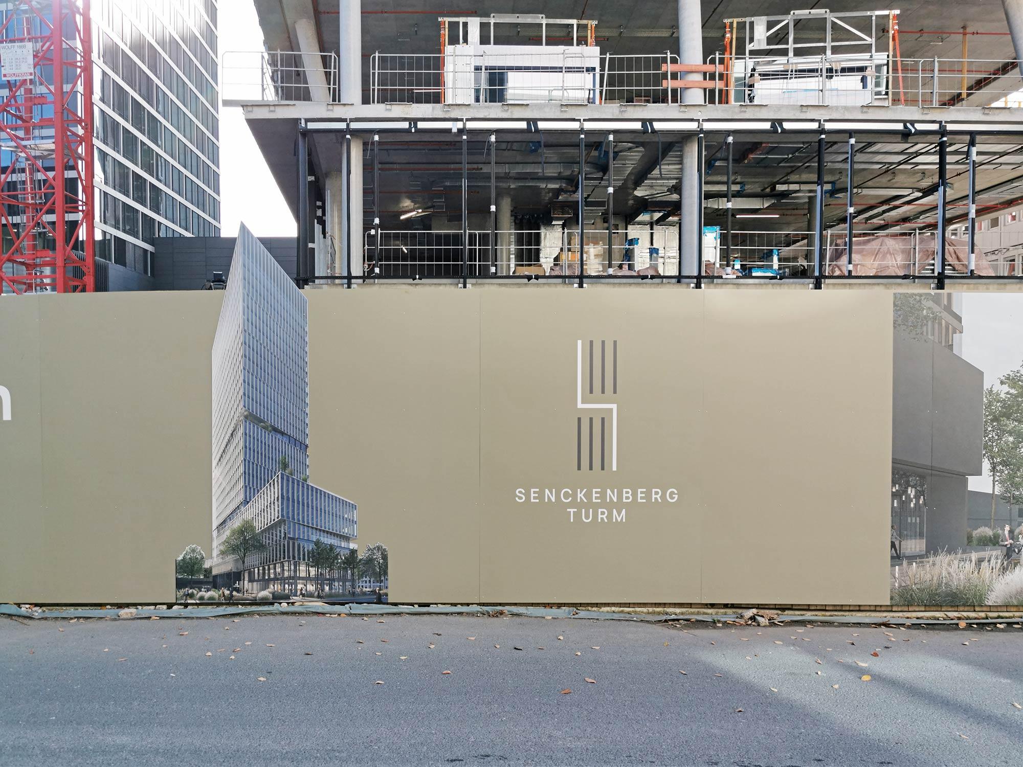 Neuer Name: 99 West heißt jetzt Senckenberg-Turm