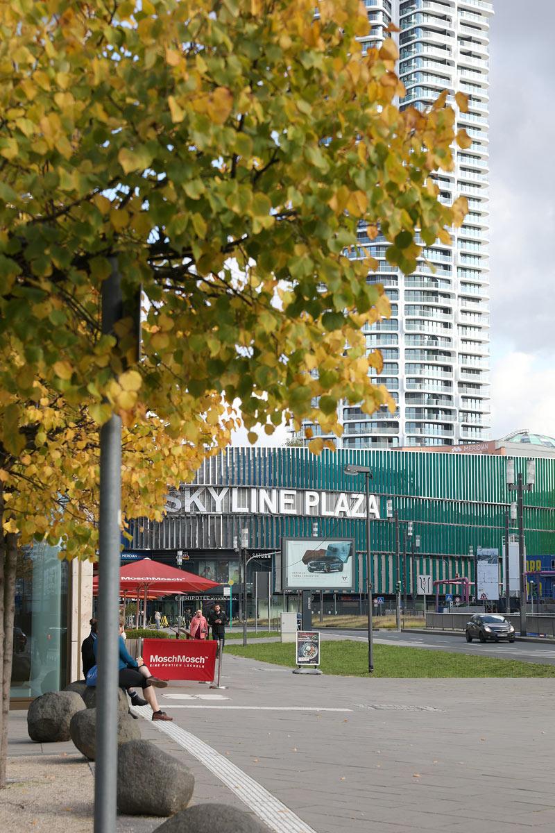 Skyline Plaza Frankfurt - Einkaufszentrum