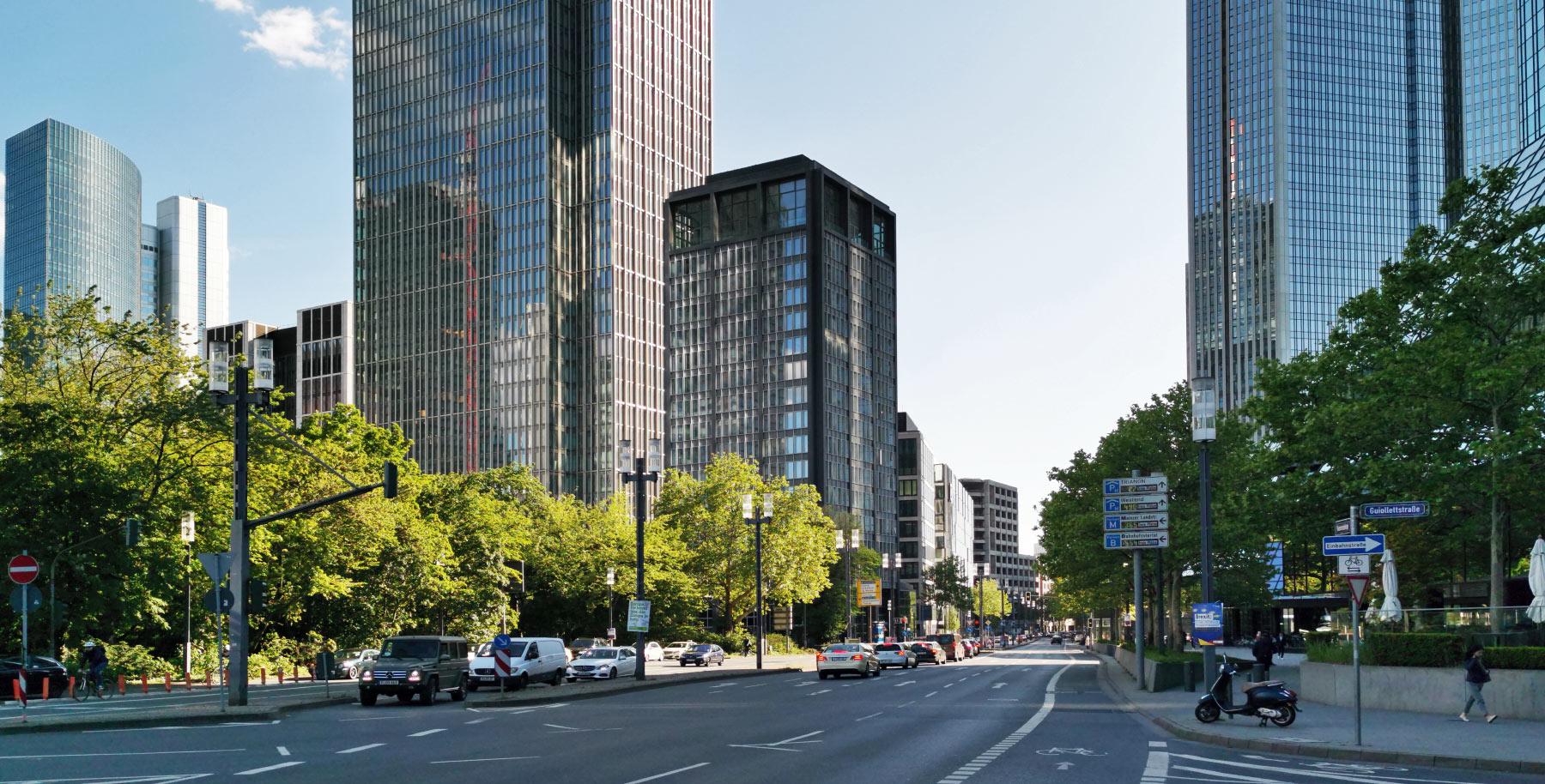 Taunusanlage 11 in Frankfurt 1m Main - T11 Frankfurt - Gleiss Lutz Frankfurt Hauptsitz