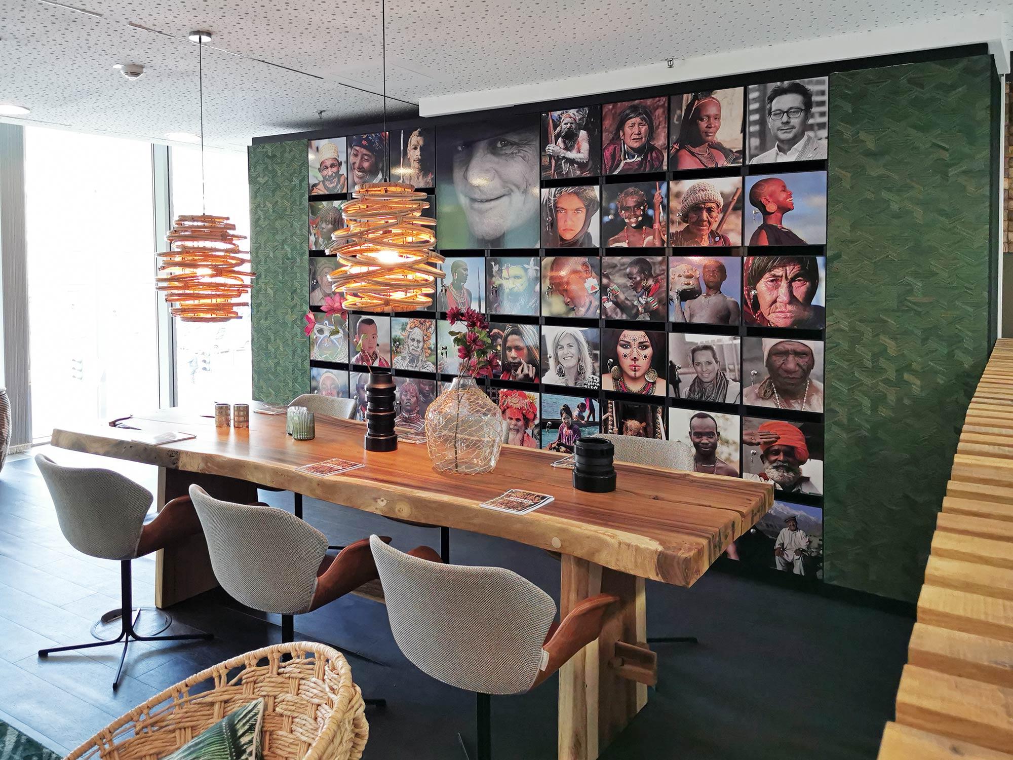 Tribes Coworking Frankfurt - Coworking Frankfurt Tipp - Architektur innen