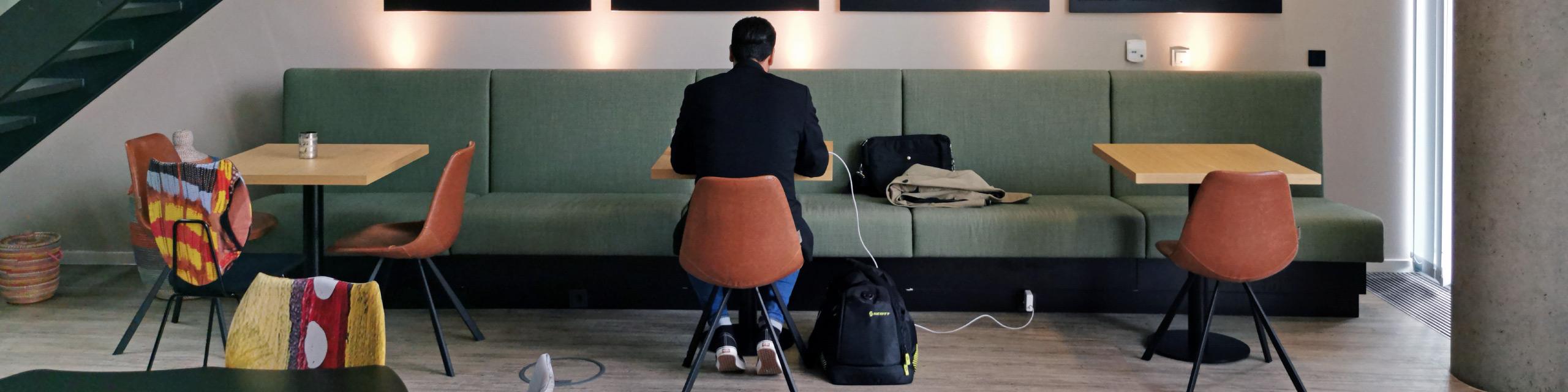 Tribes Coworking - Open Space - Büroflächen Frankfurt mieten