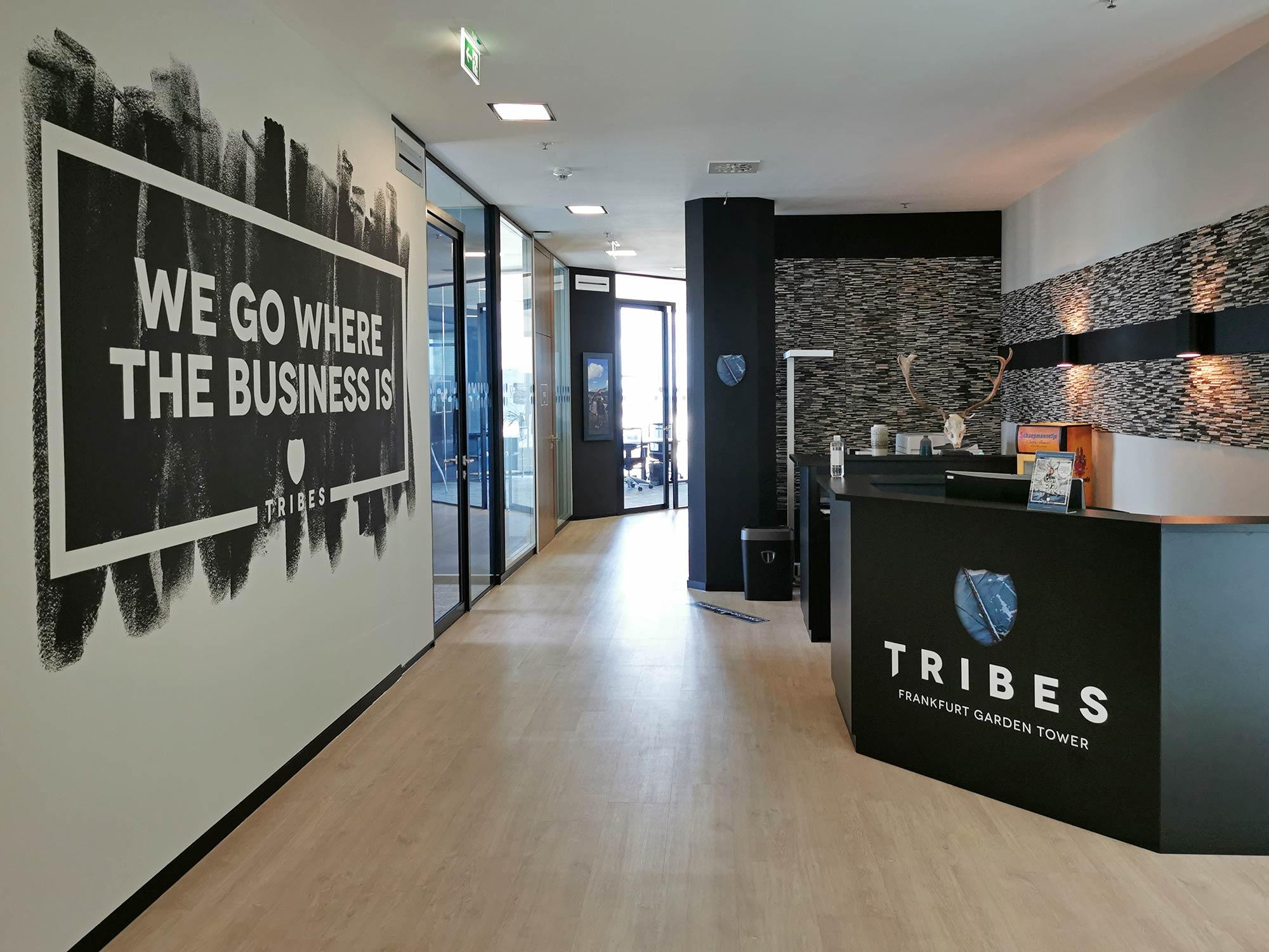 Tribes Frankfurt