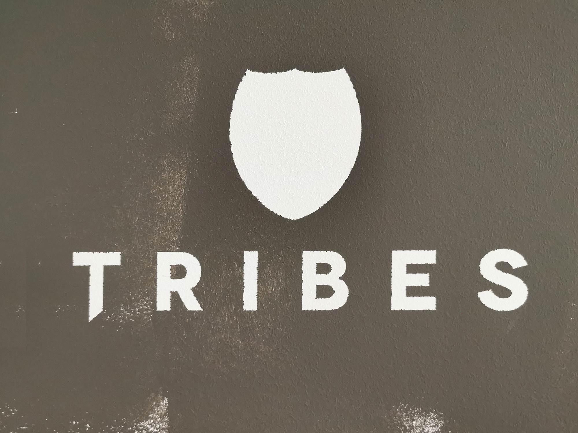 Tribes Logo - Büros Frankfurt mieten auf Zeit - Büroflächen und Open Spaces - Coworking Anbieter in Frankfurt am Main