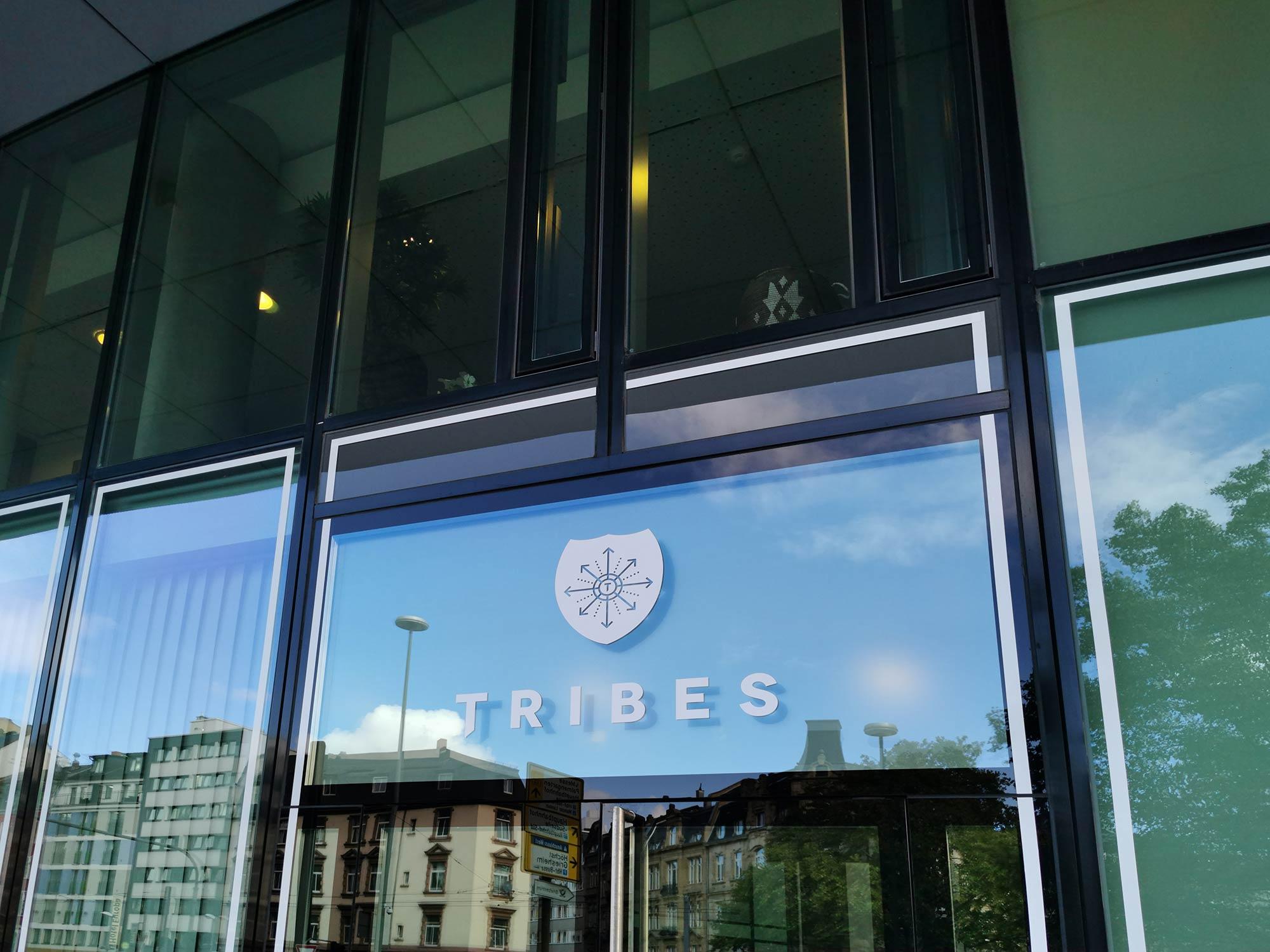 Tribes Frankfurt Innenstadt - Gallus Coworking - Gute Lage - Zentrale Lage am HBF FFM