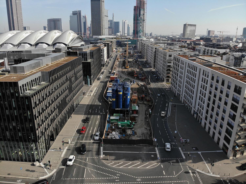 Wohnen im Europaviertel Frankfurt – Wie es dort tatsächlich ist