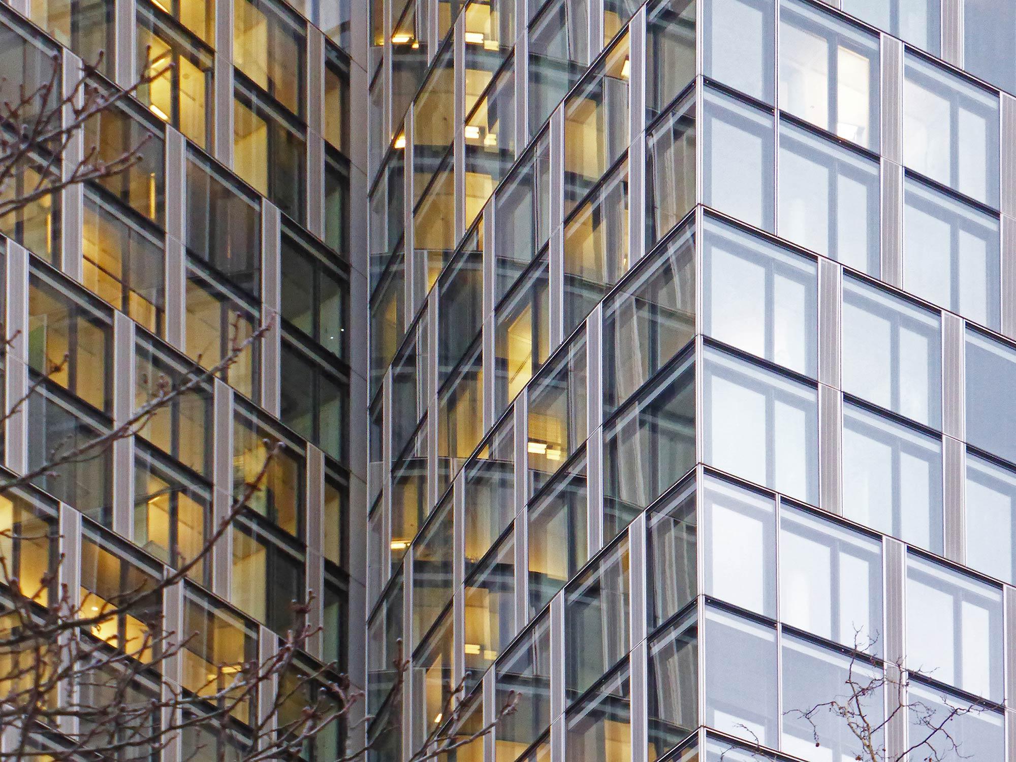 Westend Duo Frankfurt am Main Fassade